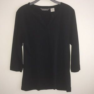 Tommy Bahama Black shirt
